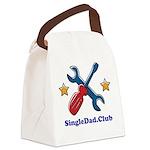 Color logo Canvas Lunch Bag