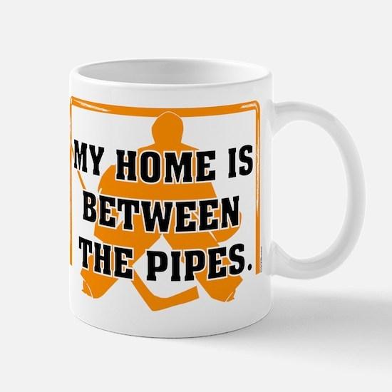 home between the pipes Mug