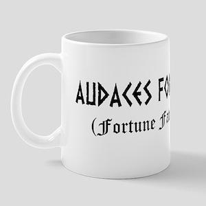 Audaces Fortuna Mug