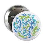 "10 Mermaids 2.25"" Button (10 pack)"