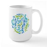 10 Mermaids Large Mug