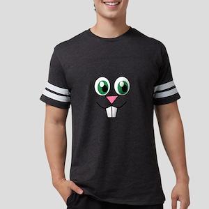 Cute Easter Bunny Face T-Shirt
