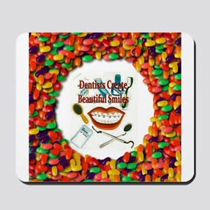 Dentist Jelly Beans Mousepad