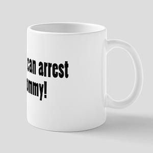 Mom Cop Mug
