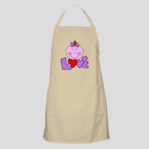Chinese Baby Love Apron