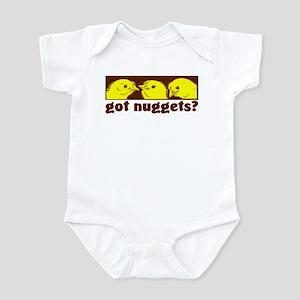 Got Nuggets? Infant Bodysuit