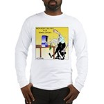 Call 911 or Technical Support? Long Sleeve T-Shirt