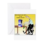 Call 911 or Technical Support? Greeting Cards (Pk