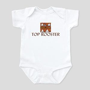 Top Rooster (coop) Infant Bodysuit
