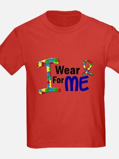 I Wear Puzzle Ribbon 21 (ME) T