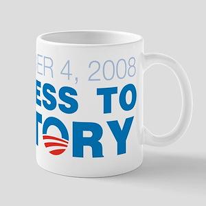 November 4: Witness to Histor Mug