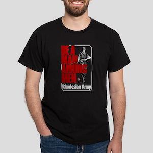Rhodesian Army Poster Dark T-Shirt