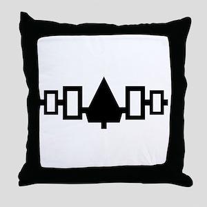 Iroquois Throw Pillow