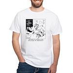 Teachers w/ Chalk Allergie White T-Shirt