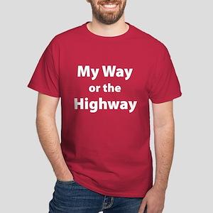Masculine Highway Dark T-Shirt
