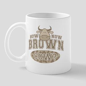 How Now Brown Cow? Mug