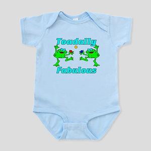 Toadally Fabulous Infant Bodysuit