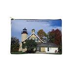 Mcgulpin Point Lighthouse Makeup Bag