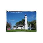Pt. Aux Barques Lighthouse Makeup Bag