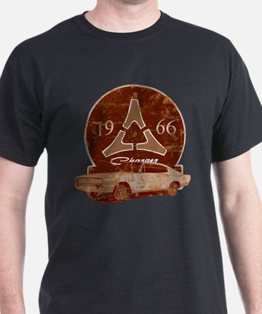 66 Charger Distressed T-Shirt