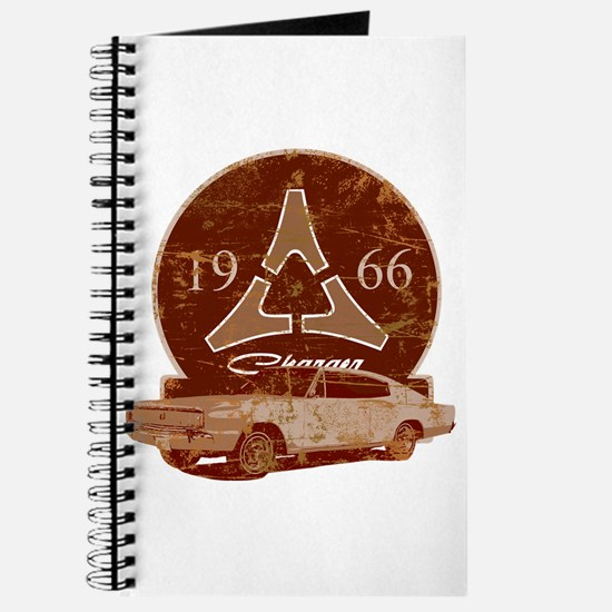 66 Charger Distressed Journal