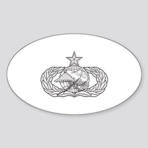 Supply and Fuels Oval Sticker