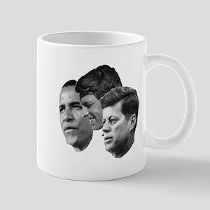 Obama, Kennedy, King Mug
