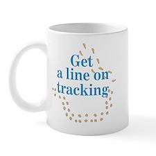 Line On Tracking Mug