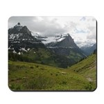 Going To The Sun Road Mousepad