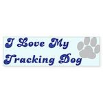 Tracking Bumper Sticker (50 pk)
