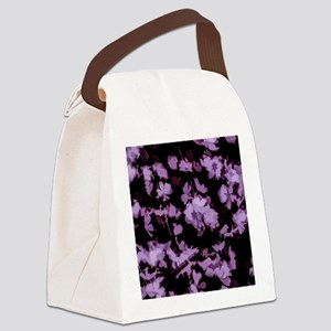 Glow In The Dark Canvas Lunch Bag