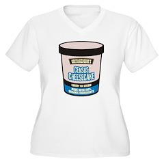 Census Cheesecake T-Shirt