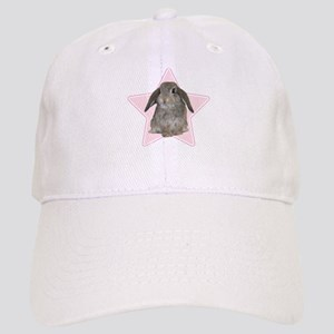 Baby bunny (pink) Cap