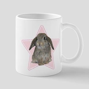 Baby bunny (pink) Mug