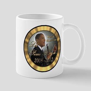 Let Peace Reign Mug