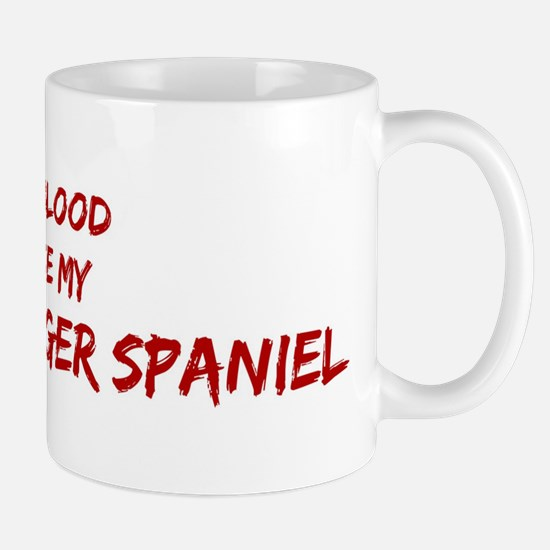 Tease aWelsh Springer Spaniel Mug