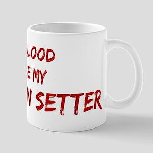 Tease aLlewellin Setter Mug