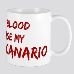 Tease aPresa Canario Mug