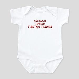Tease aTibetan Terrier Infant Bodysuit