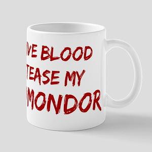 Tease aKomondor Mug