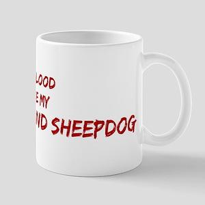 Tease aPolish Lowland Sheepdo Mug