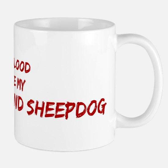 Tease aPolish Lowland Sheepdo Mug