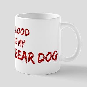 Tease aKarelian Bear Dog Mug