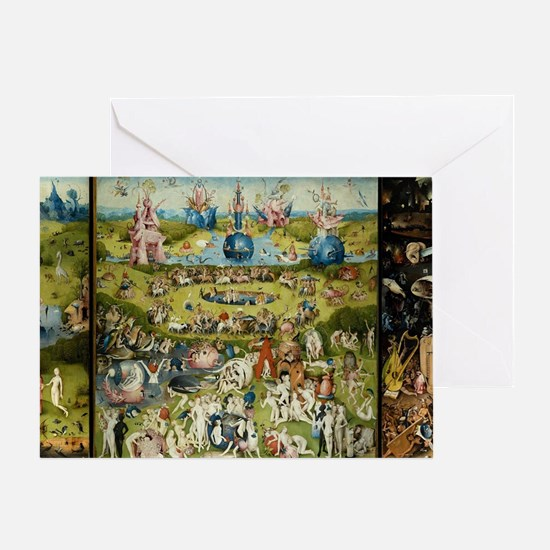 Unique Medieval Greeting Card