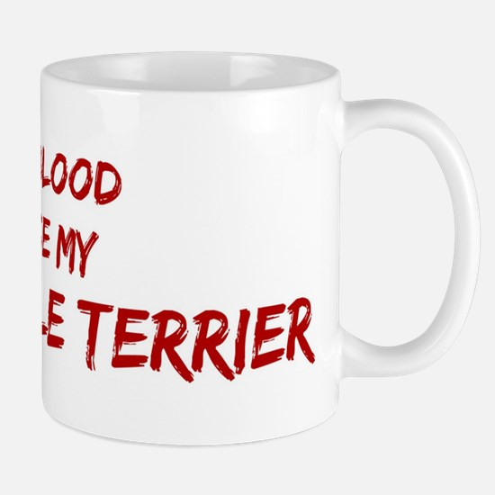 Tease aPatterdale Terrier Mug