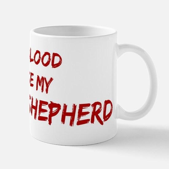 Tease aGerman Shepherd Mug
