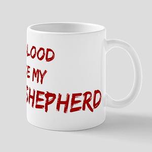 Tease aEnglish Shepherd Mug