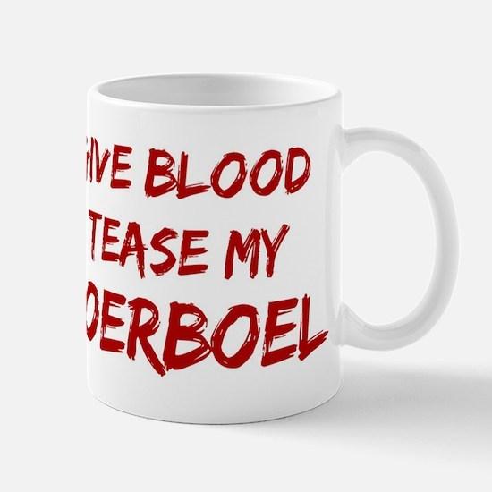 Tease aBoerboel Mug