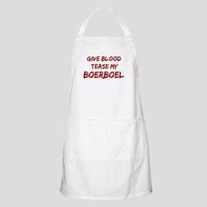 Tease aBoerboel BBQ Apron