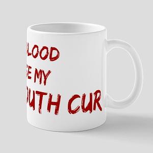 Tease aBlackmouth Cur Mug